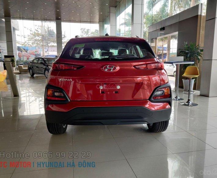 Hyundai Hà Đông - Hyundai Kona 2021, siêu ưu đãi tiền mặt, tăng bảo hành + quà tặng hấp dẫn chào hè4