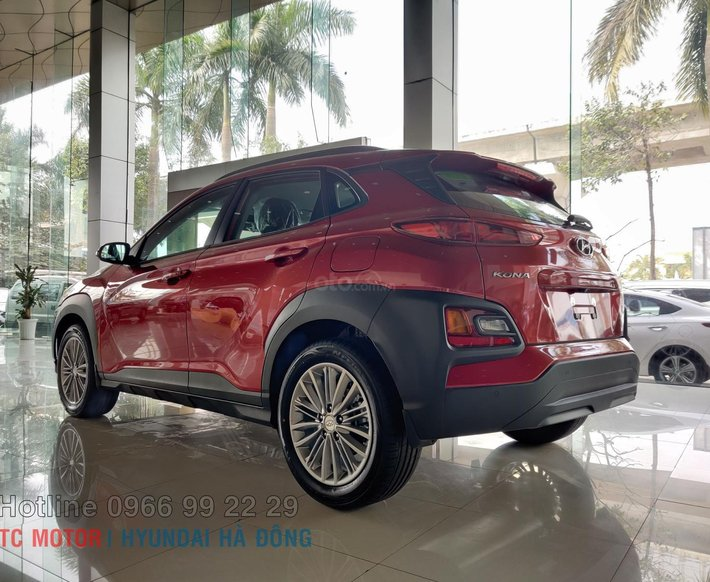 Hyundai Hà Đông - Hyundai Kona 2021, siêu ưu đãi tiền mặt, tăng bảo hành + quà tặng hấp dẫn chào hè5