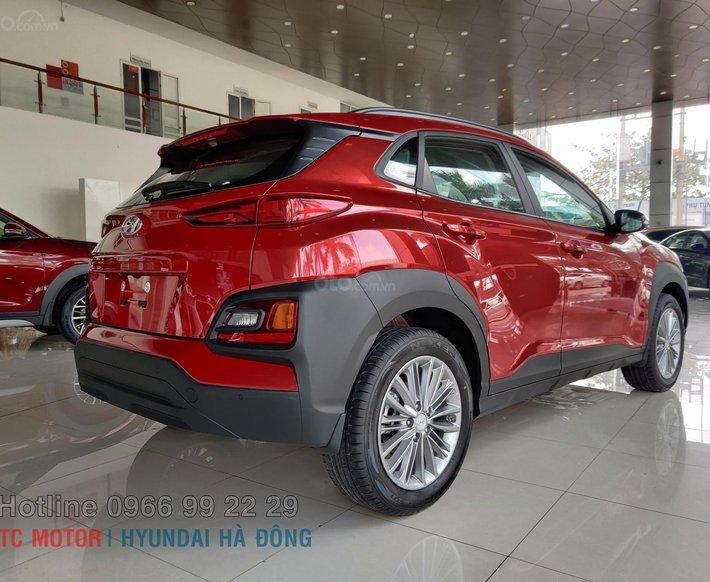 Hyundai Hà Đông - Hyundai Kona 2021, siêu ưu đãi tiền mặt, tăng bảo hành + quà tặng hấp dẫn chào hè6