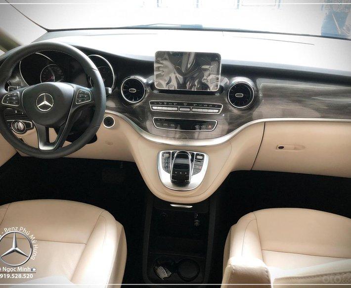 2021 Mercedes-Benz V250 Luxury 7 chỗ - xe nhập khẩu - ưu đãi tốt nhất - hỗ trợ bank 80%6