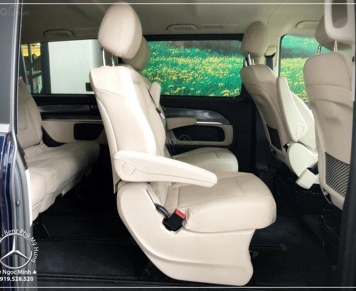2021 Mercedes-Benz V250 Luxury 7 chỗ - xe nhập khẩu - ưu đãi tốt nhất - hỗ trợ bank 80%7