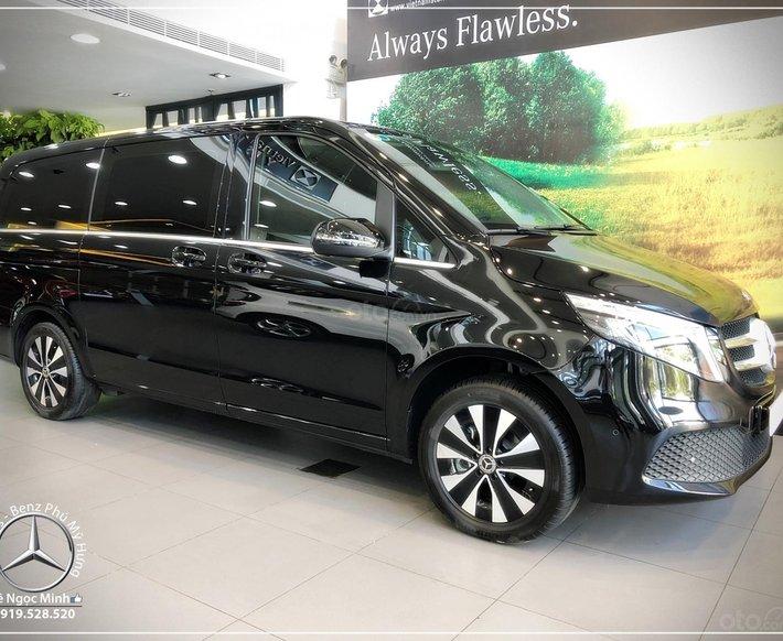2021 Mercedes-Benz V250 Luxury 7 chỗ - xe nhập khẩu - ưu đãi tốt nhất - hỗ trợ bank 80%11