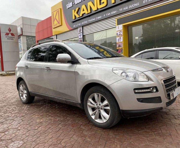 Bán Luxgen U7 năm sản xuất 2011, màu bạc, xe nhập2