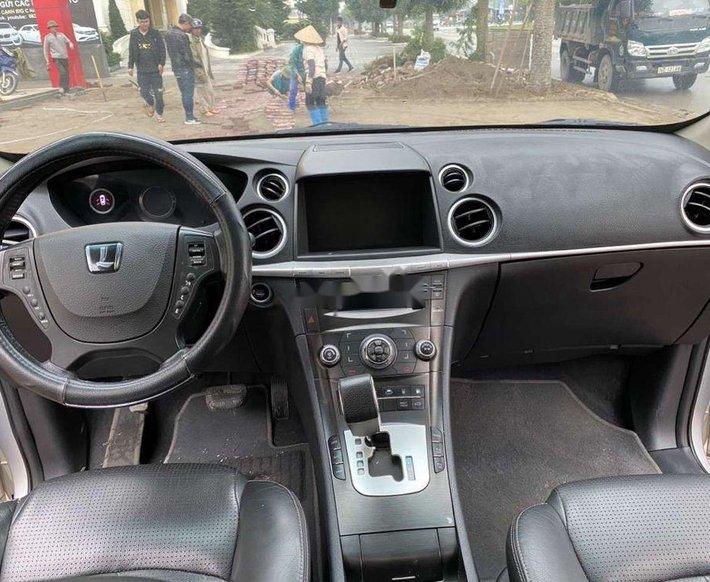 Bán Luxgen U7 năm sản xuất 2011, màu bạc, xe nhập4