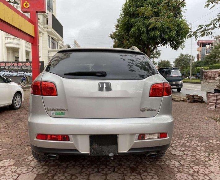 Bán Luxgen U7 năm sản xuất 2011, màu bạc, xe nhập1