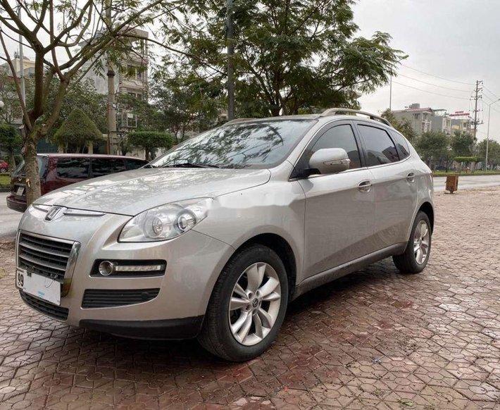 Bán Luxgen U7 năm sản xuất 2011, màu bạc, xe nhập0