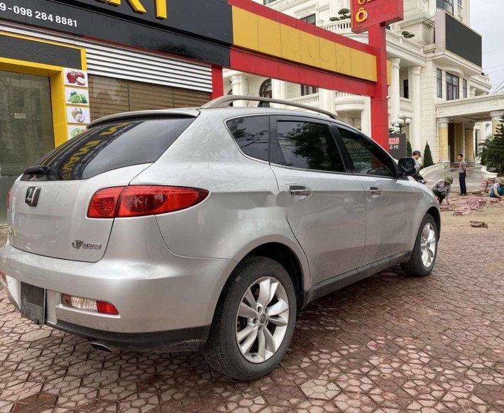 Bán Luxgen U7 năm sản xuất 2011, màu bạc, xe nhập3