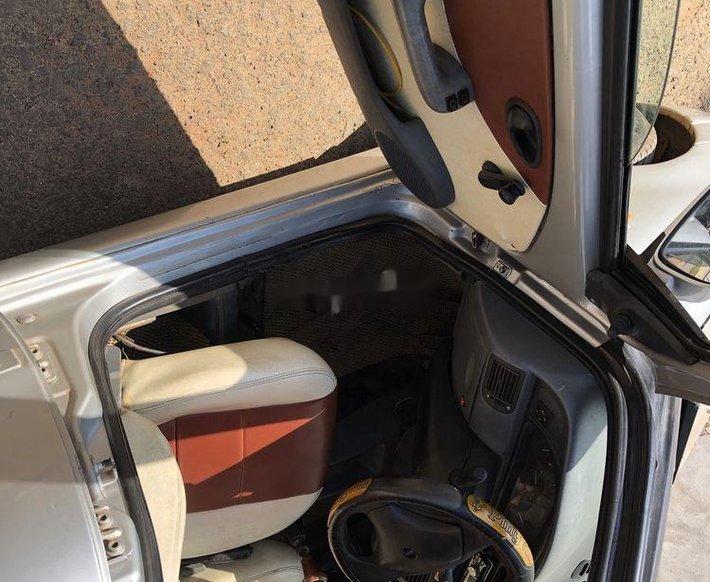 Xe Fiat Siena sản xuất 2001, màu bạc, nhập khẩu nguyên chiếc3