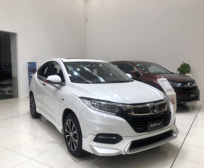 Honda CRV 2021 hỗ trợ 50% thuế trước bạ, tặng tiền mặt, gói phụ kiện lên đến 80tr - góp lãi suất thấp0