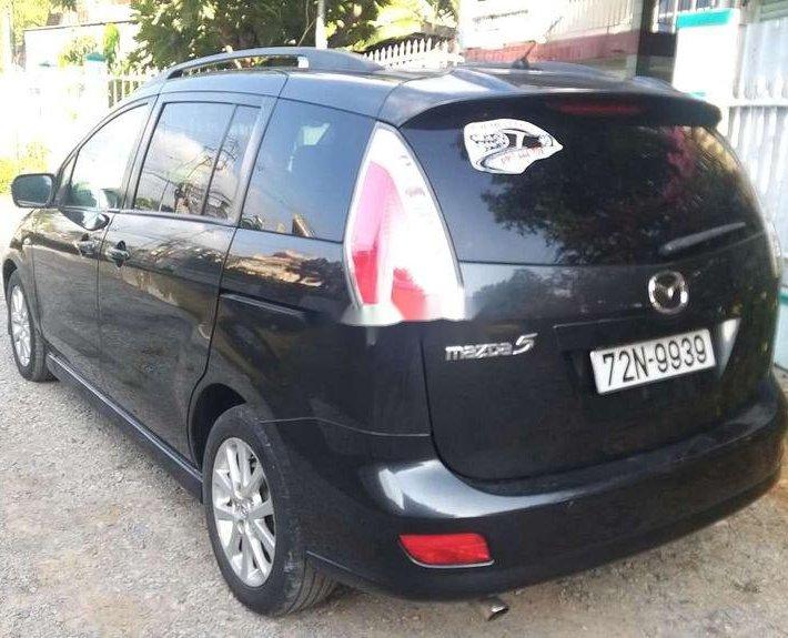 Bán xe Mazda 5 năm 2009, màu đen, xe nhập, 1 chủ mua mới4