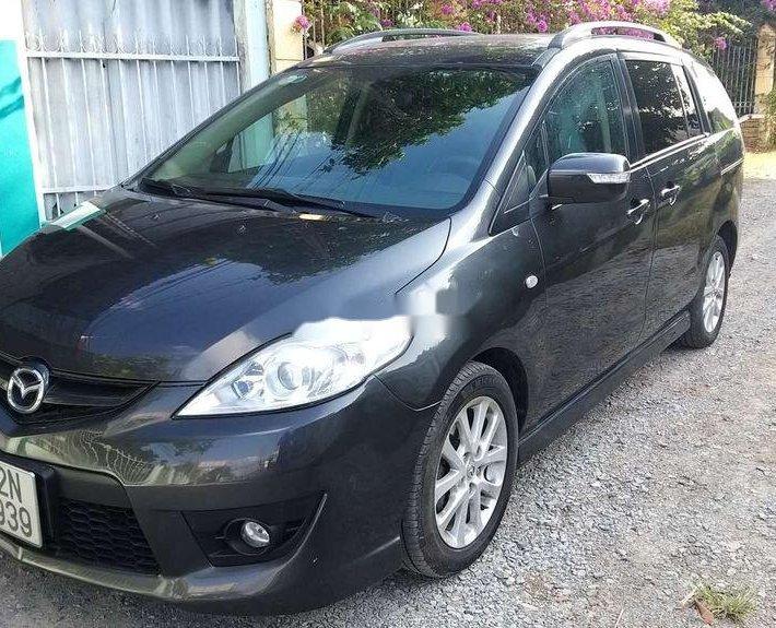Bán xe Mazda 5 năm 2009, màu đen, xe nhập, 1 chủ mua mới11