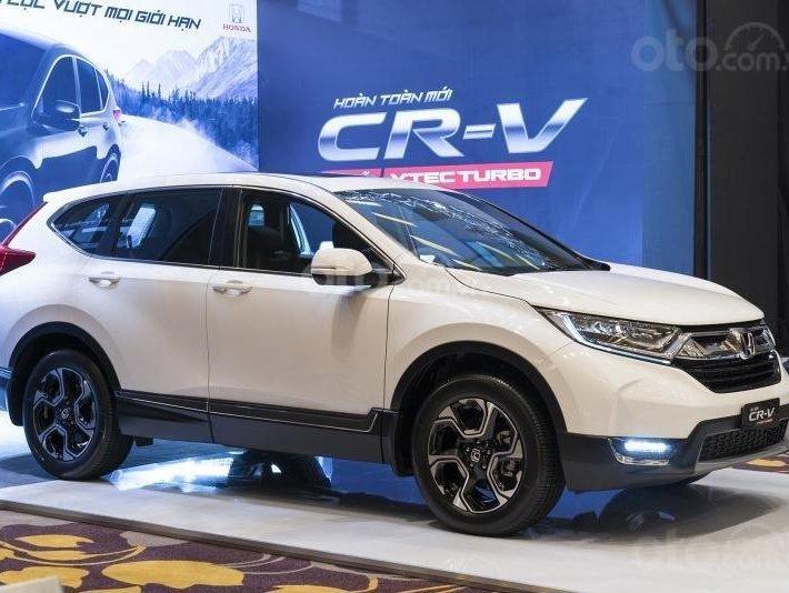 Bán Honda Mỹ Đình KM sốc 2020, giảm sâu CRV L, quà tặng hấp dẫn0