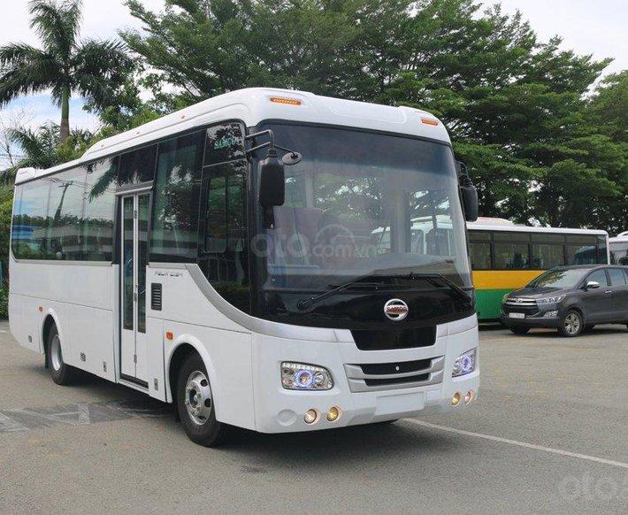 Bán xe khách Samco Felix CI 29/34 chỗ ngồi - động cơ 5.20