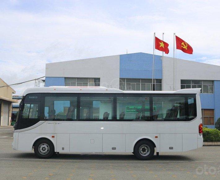Bán xe khách Samco Felix CI 29/34 chỗ ngồi - động cơ 5.24