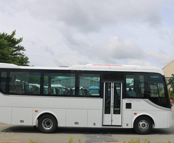 Bán xe khách Samco Felix CI 29/34 chỗ ngồi - động cơ 5.23