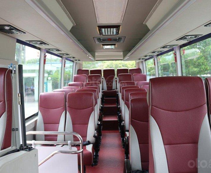 Bán xe khách Samco Felix CI 29/34 chỗ ngồi - động cơ 5.211