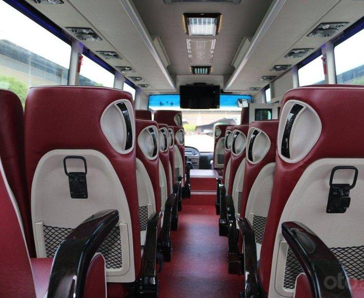 Bán xe khách Samco Felix CI 29/34 chỗ ngồi - động cơ 5.212