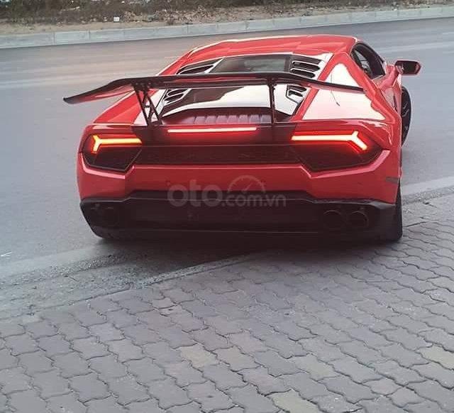 Bán Lamborghini Huracan đời 2016, màu đỏ3