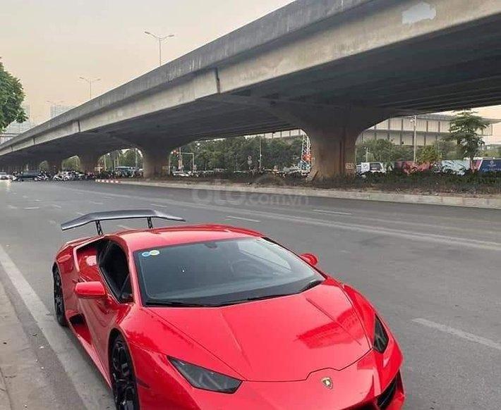 Bán Lamborghini Huracan đời 2016, màu đỏ2