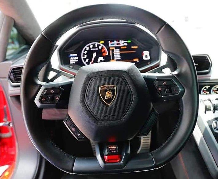 Bán Lamborghini Huracan đời 2016, màu đỏ8