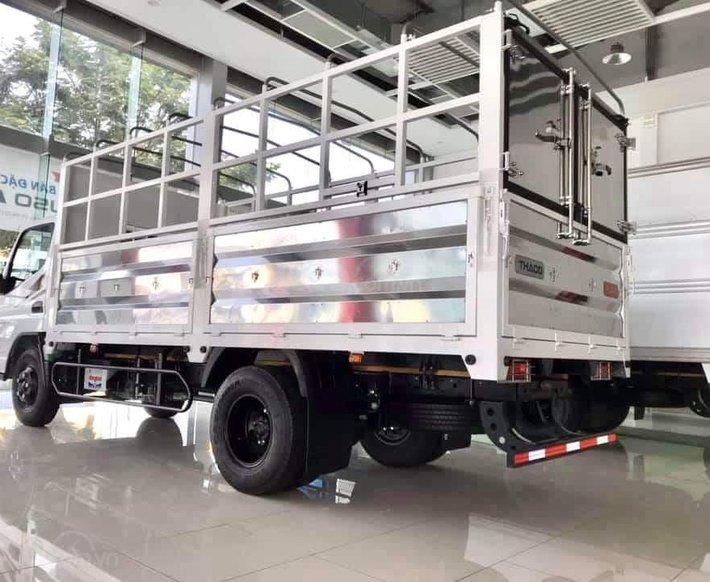 Xe Mitsubitshi Fuso Canter khuyến mại 100% phí trước bạ1