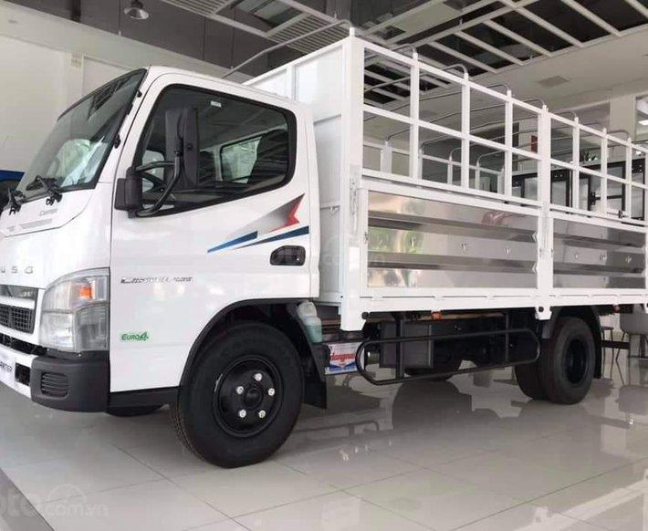 Xe Mitsubitshi Fuso Canter khuyến mại 100% phí trước bạ2