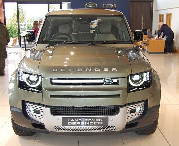 Bán xe Land Rover new Defender 2021 chính hãng, nhập khẩu mới 100% từ Anh Quốc, giá tốt nhất0