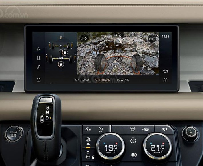 Bán xe Land Rover new Defender 2021 chính hãng, nhập khẩu mới 100% từ Anh Quốc, giá tốt nhất8