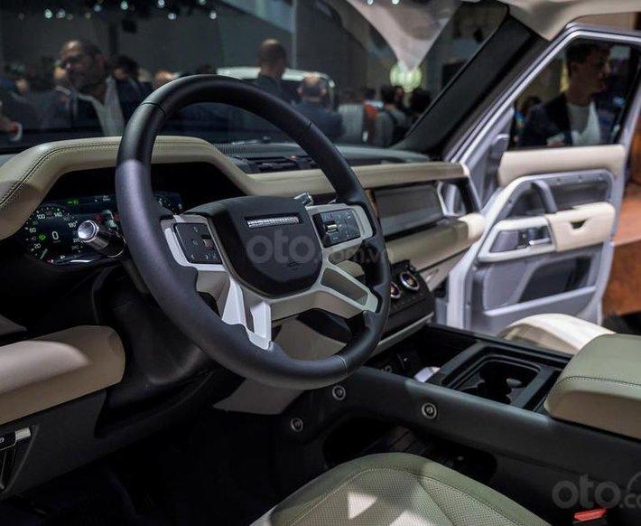 Bán xe Land Rover new Defender 2021 chính hãng, nhập khẩu mới 100% từ Anh Quốc, giá tốt nhất12