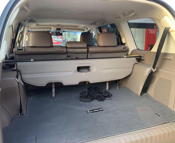 Bán Lexus GX460 sản xuất 2010, màu trắng xe gia đình9