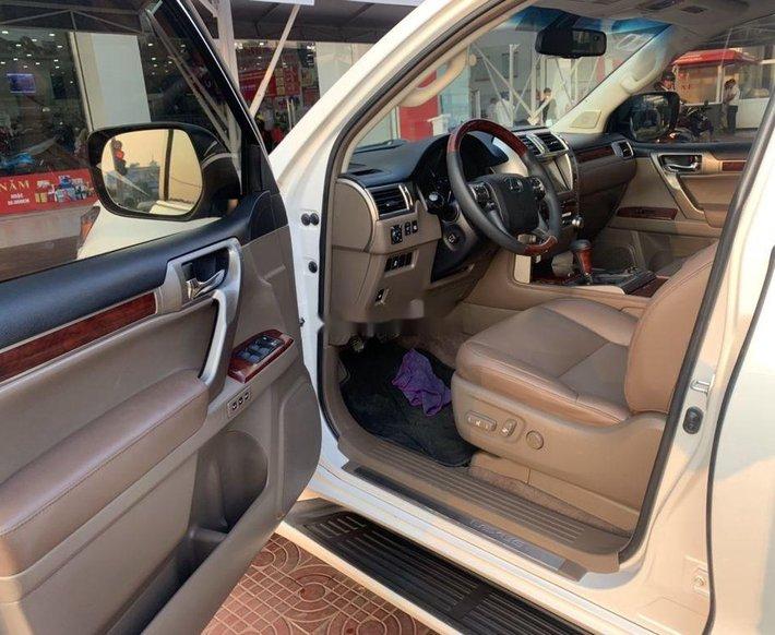 Bán Lexus GX460 sản xuất 2010, màu trắng xe gia đình4