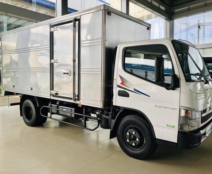 KM 100% trước bạ xe Fuso Canter 4.99 (1.900 / 2.100), xe đạt tiêu chuẩn chất lượng từ Nhật Bản2