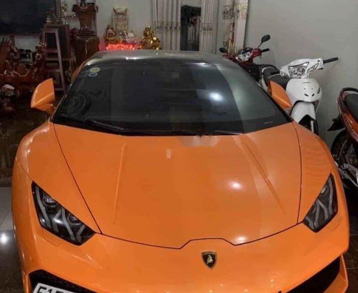 Bán Lamborghini Huracan LP610-4 đời 2014, xe nhập4