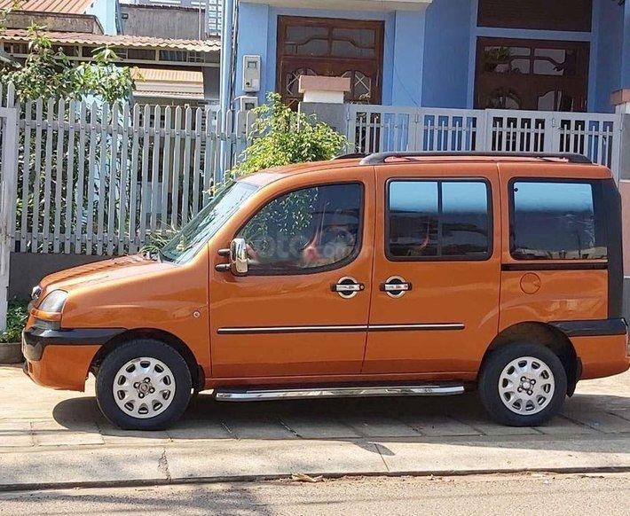 Cần bán Fiat Doblo sản xuất 2004, nhập khẩu, 135tr0