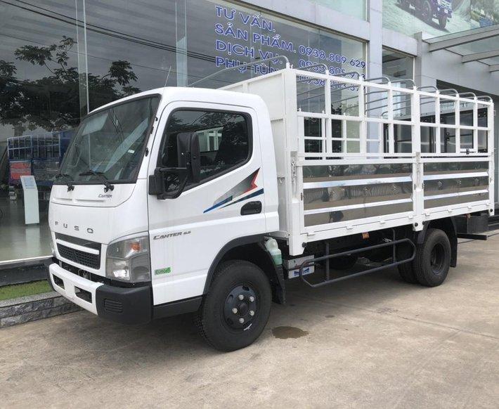 Xe tải Canter 4.99 - Hỗ trợ ngân hàng đến 80%, giá tốt nhất cho khách hàng0