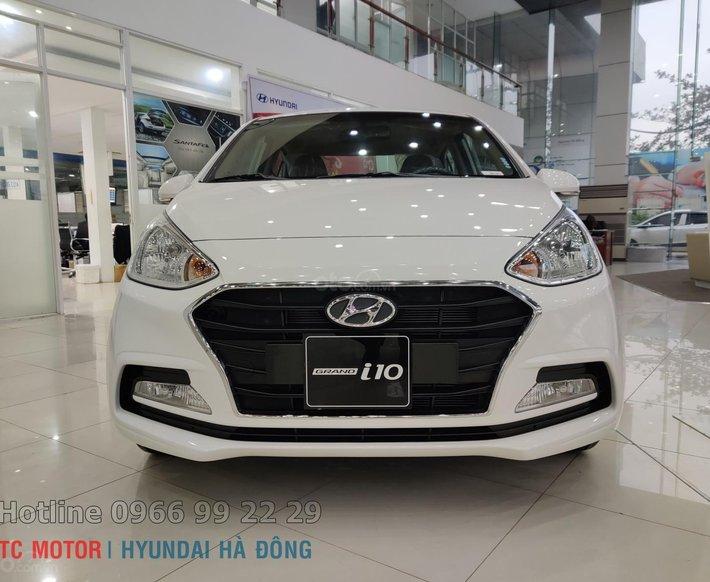 Grand i10 sedan MT ưu đãi cực khủng + mua giá rẻ, trao niềm tin, call/ sms / zalo ngay0