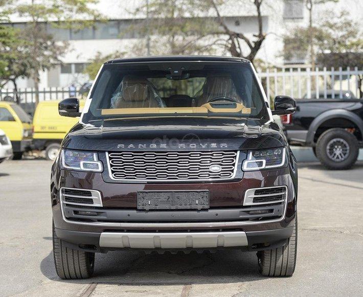 Bán xe LandRover Range Rover SV Autobiography năm sản xuất 2021 mới 100%0