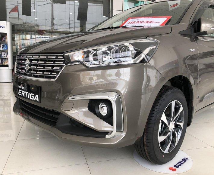 Suzuki Ertiga sản xuất 2020 - hỗ trợ giảm ngay 42 triệu đồng trong tháng 10/20200