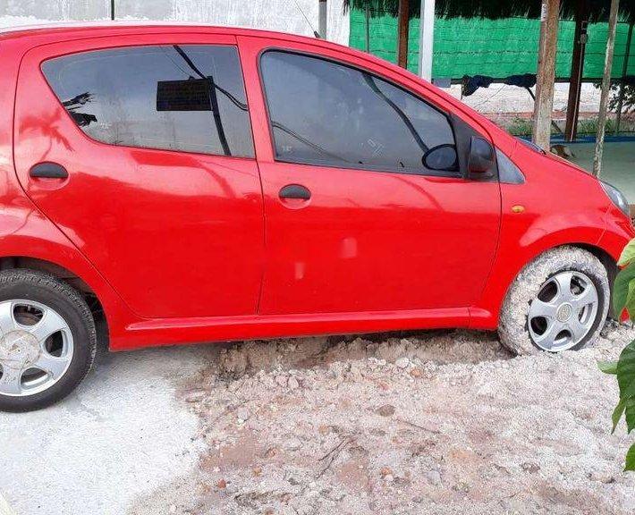 Bán BYD F0 2011, màu đỏ, nhập khẩu 0