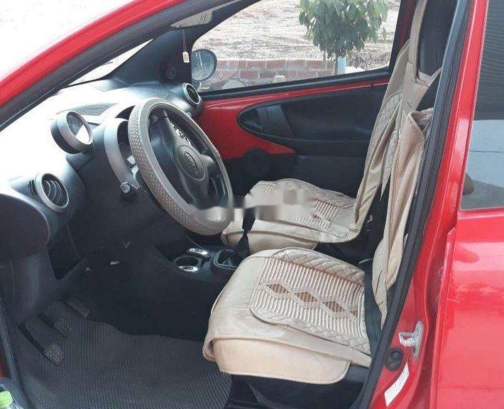Bán BYD F0 2011, màu đỏ, nhập khẩu 1