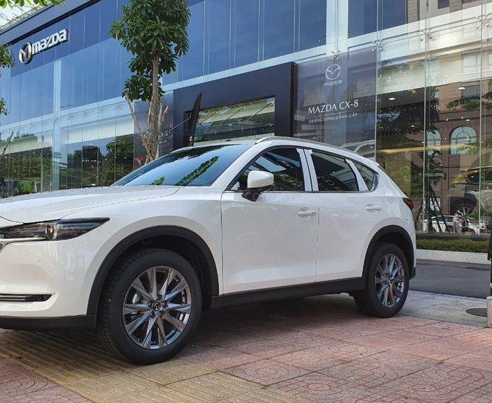 Mazda Tân Sơn Nhất - Mazda CX5 2021 - Tặng Bảo Hiểm vật chất, giảm tiền mặt hấp dẫn0