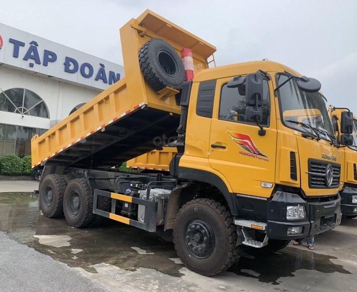 Bán giảm giá sâu chiếc Dongfeng (DFM) L375 3 chân 13.5 tấn, đời 2020, nhập khẩu0