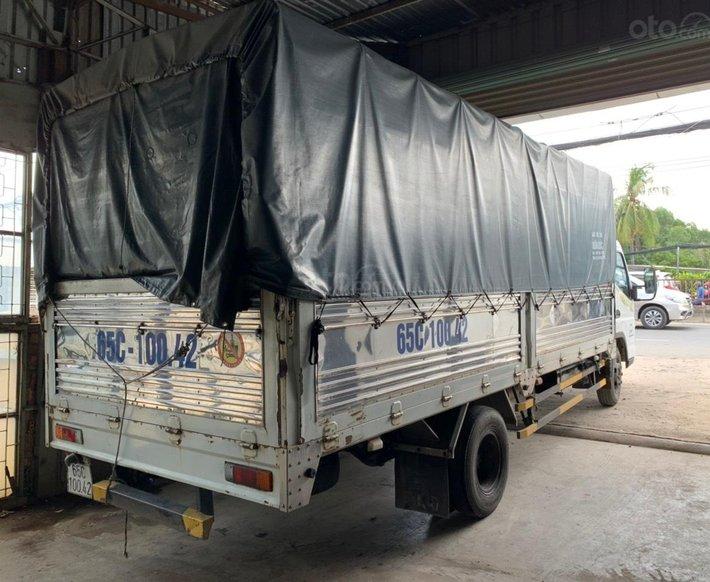 Bán xe tải Mitsubishi Fuso Cater thùng mui bạt 2016, 5 tấn2