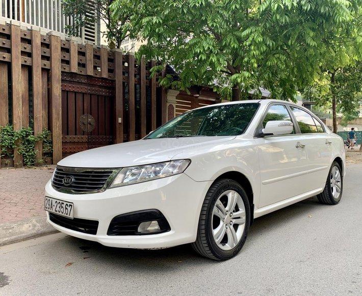 Bán ô tô Kia Optima sản xuất năm 2011, giá chỉ 435 triệu0