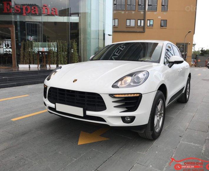 [ Gấp] chính chủ cần bán gấp Porsche Macan 2015, giao xe toàn quốc, liên hệ Mr Minh tư vấn bán hàng và hỗ trợ lái thử2