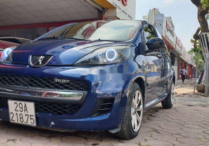 Bán Peugeot 107 sản xuất 2011, nhập khẩu nguyên chiếc số tự động2
