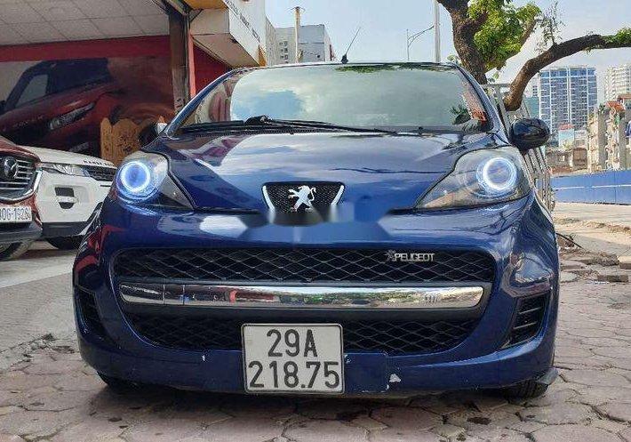Bán Peugeot 107 sản xuất 2011, nhập khẩu nguyên chiếc số tự động0