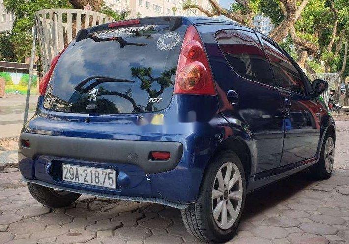 Bán Peugeot 107 sản xuất 2011, nhập khẩu nguyên chiếc số tự động3
