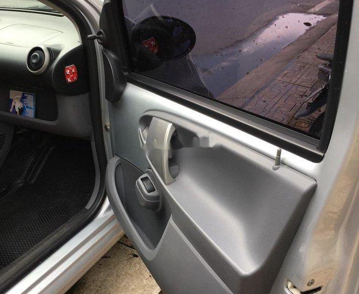 Bán ô tô Peugeot 107 sản xuất 2011, màu bạc, nhập khẩu1