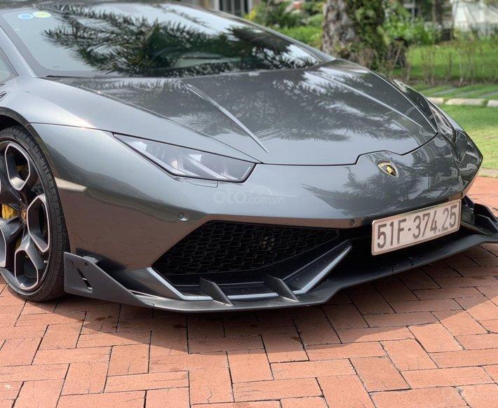 Lamborghini Huracan LP610 20147